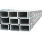 Q195-q345 welded galvanized square steel pipe trading 60x60