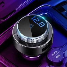 Neue design auto bluetooth fm transmitter, auto ladegerät mp3, freisprechen bluetooth car kit