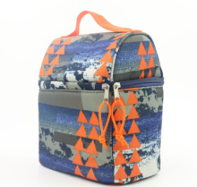Hoge Kwaliteit Isothermisch Tote geïsoleerde <span class=keywords><strong>voedsel</strong></span> levering lunch tas