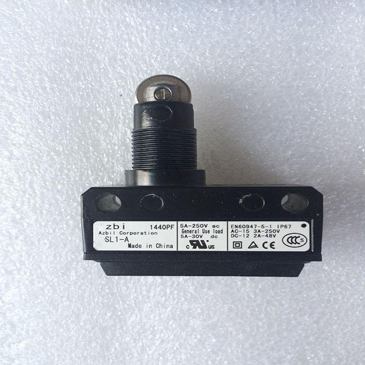 EN60947-5-1 IP67 Proximity Switch SL1-A Limit Switch