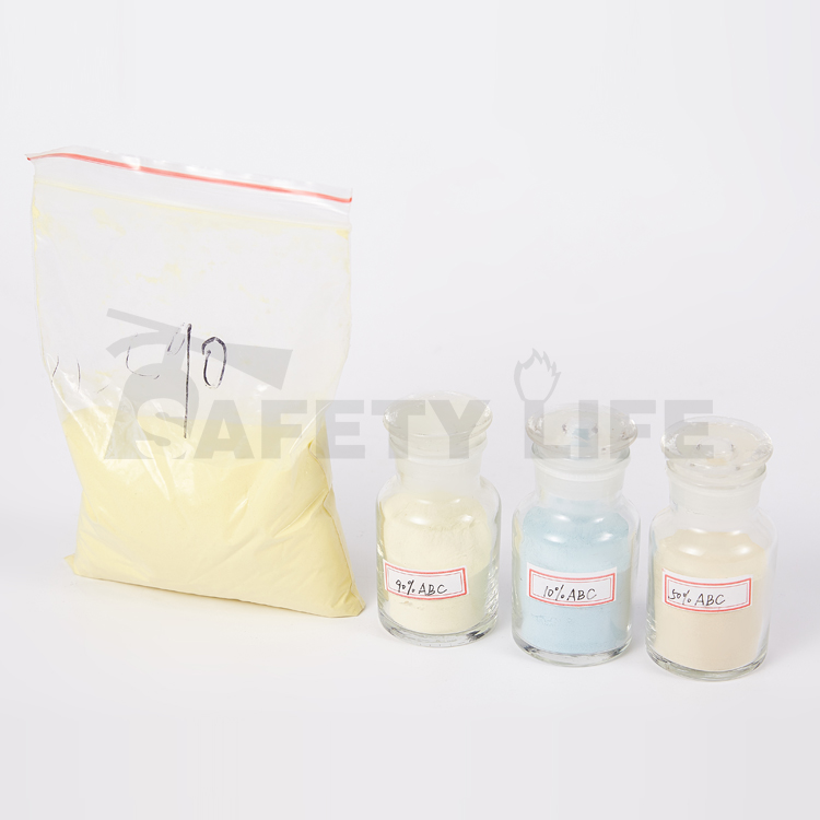 40% abc fire fighting extinguisher dry chemical powder