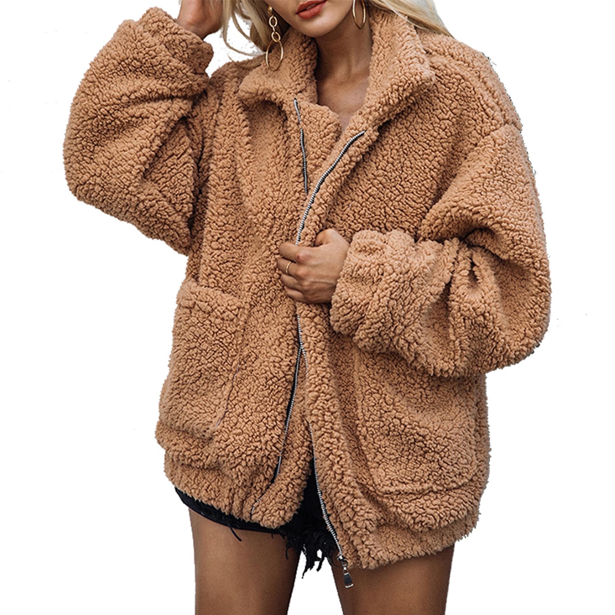 Die Großhandel Jacke Kaufen Bärenfell Sie Besten doxCeWrB