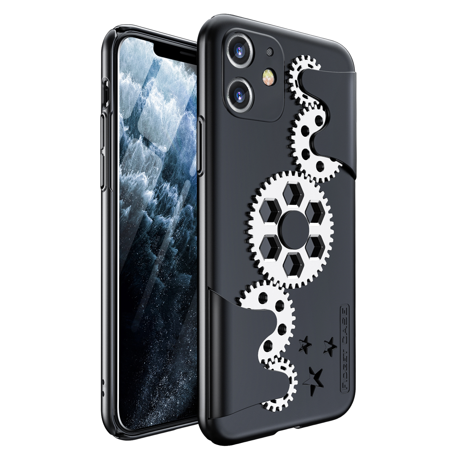 GKK Case for iPhone 11 mechanist new design,phone cover for iPhone 11