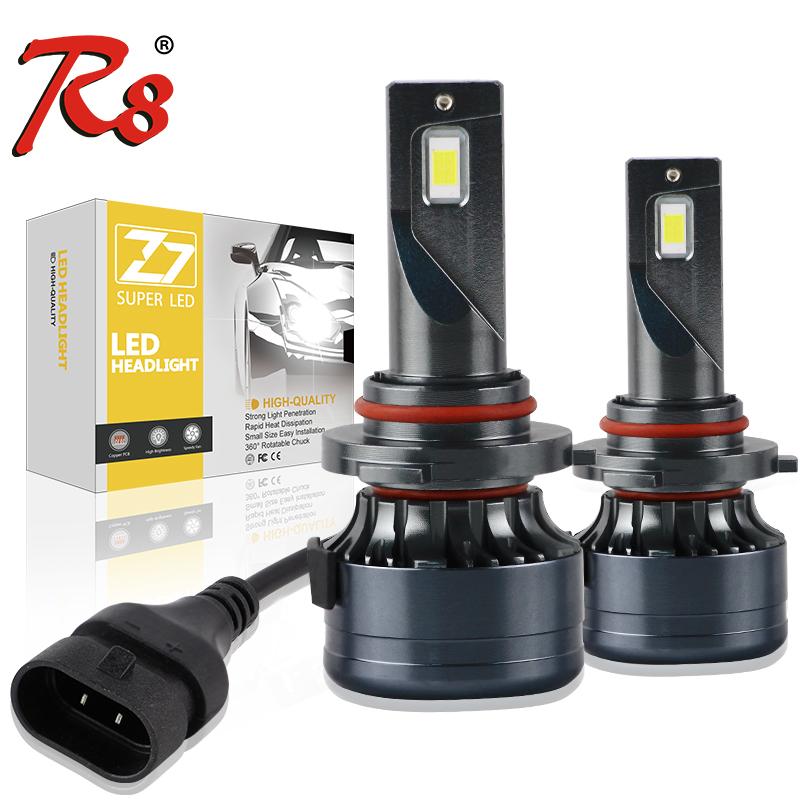 9004 HB1 9007 HB5 H4 H13 9003 9008 110W 16000LM LED Headlight Hi-Lo Beam Bulbs Replace XENON HID 6K