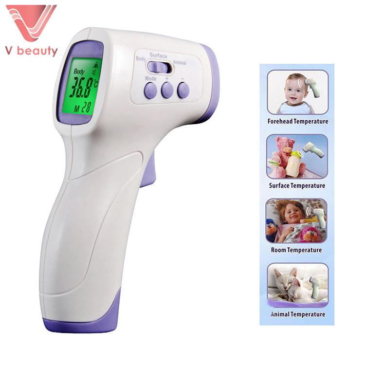 Digital Infrared Laser IR Non-contact Thermometer Laser LCD Forehead Infrared Thermometer - KingCare | KingCare.net
