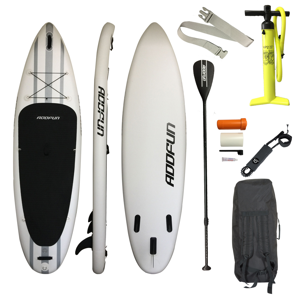 Stand up paddle board Gonfiabile paddle board SUP bordo Avventuriero