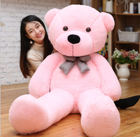 HI CE wholesale 300cm plush teddy bear toys custom stuffed & unstuffed teddy bear giant teddy bear for sale