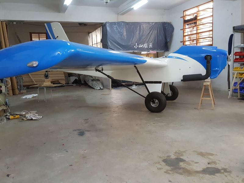 Unmanned Aerial Vehicle professionelle drohnen lange palette drohnen fixed wing uav