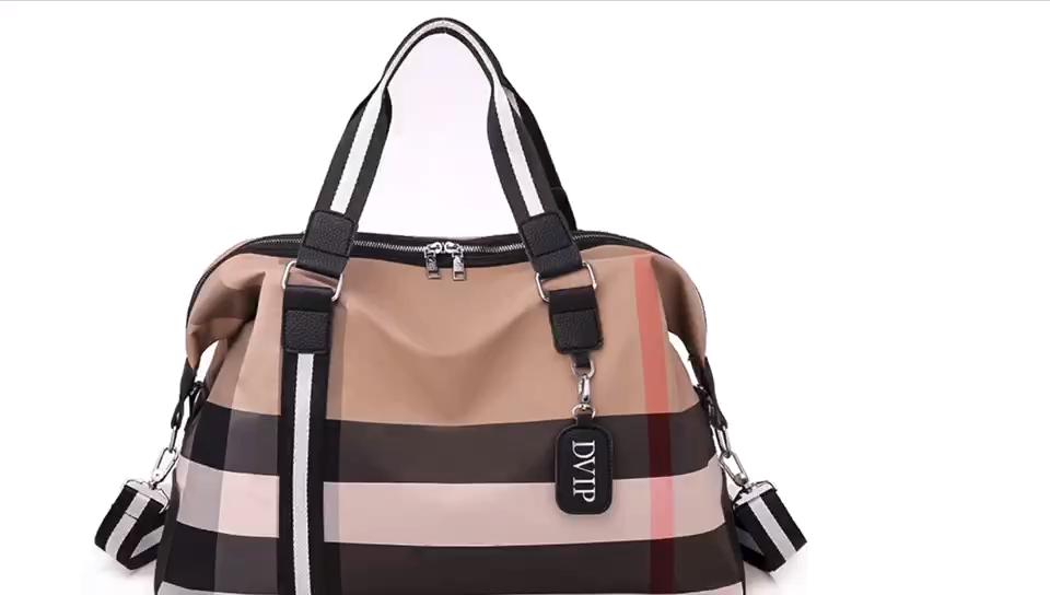 Chic style coréen Dames Mini sac à main de mode FOURRE-TOUT Ripstop hydrofuge Petit portable Sac À Main