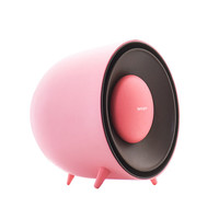 Cute Mini Electric Heater Fan PTC Fast Heating 2 In 1 Portable Hand Warmer Mini Home Office Room For Winter PTC Ceramic Heating