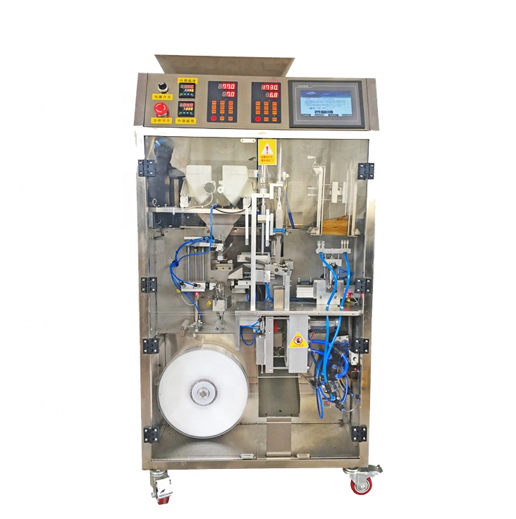 Multi-function granule spices beans and banana chips filling packing machine/vertical nuts packaging machine