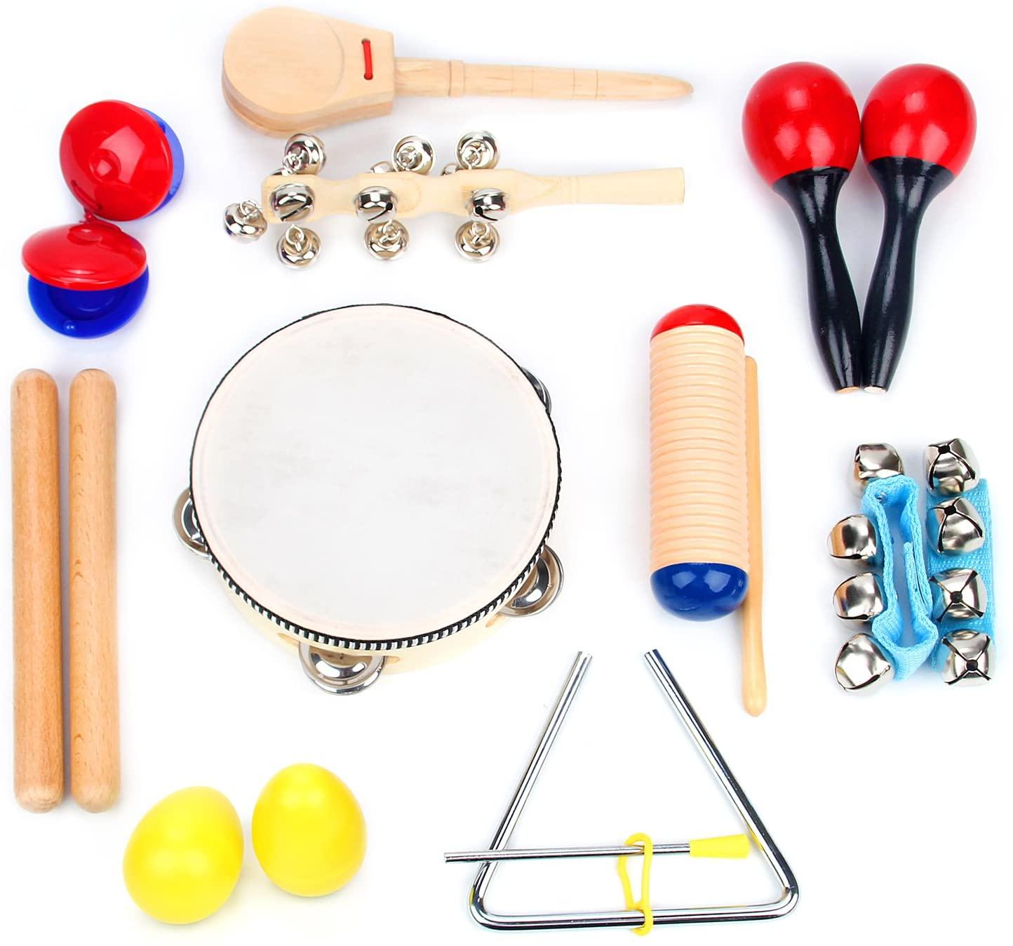 เด็กวัยหัดเดินการศึกษาดนตรีเครื่องดนตรีสำหรับเด็กเด็กเครื่องดนตรีชุดกลอง,Maracas