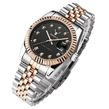 Швейцарские oyster perpetual Rolexable datejust MIYOTA Кварцевые мужские и женские настольные классические часы из нержавеющей стали reloj mujer(Китай)