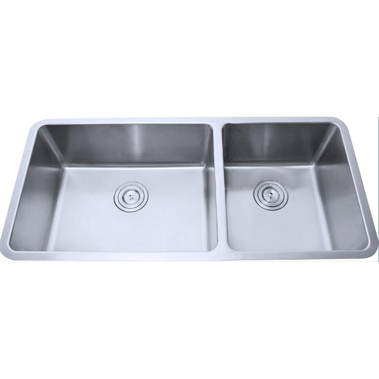 2015 Hotsell Undermount Stainless Steel Kitchen Double Sink - Buy Stainless  Steel Kitchen Double Sink,Camping Sink,Undermount Corner Kitchen Sinks ...