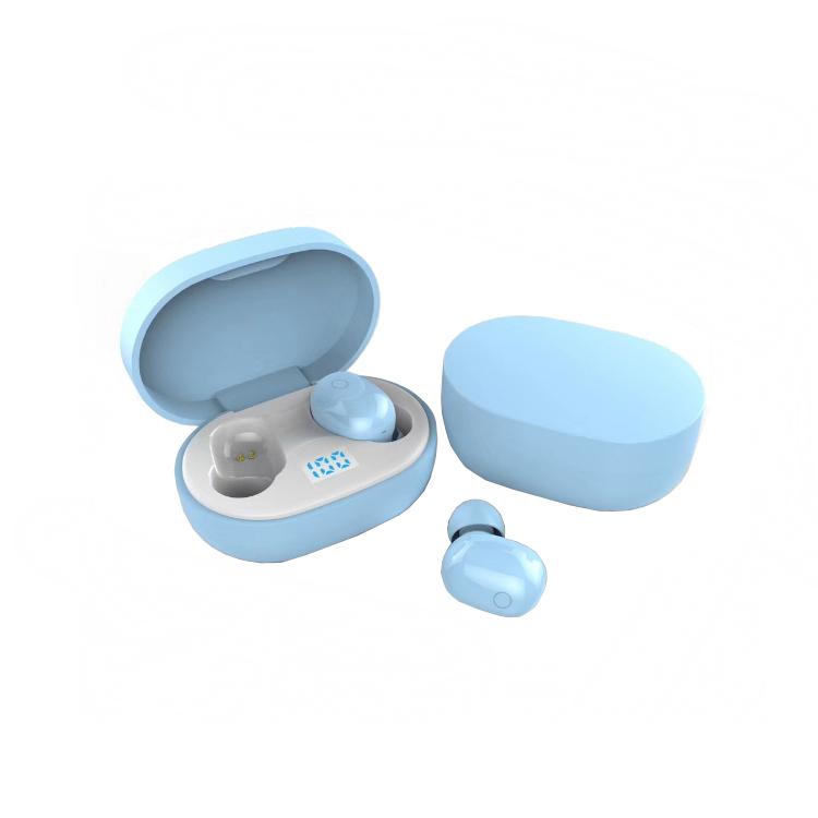 מיני דיגיטלי כוח תצוגת אוזניות TWS אלחוטי Bluetooth אוזניות אוזניות