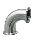 Pipe Bends High Pressure Stainless Steel Sanitary Pipe Fittings Bends Pipe Fitting High Pressure Resistant