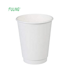 custom logo eco friendly takeaway insulated disposable to go 12oz hot coffee paper cups with lids