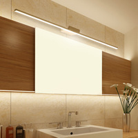 Best sells indoor decorative mirror led home bedroom bathroom wall lamp