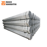 "Hot dipped galvanized scaffolding pipe steel tube price list 1 1/2"" zinc coating tubes china pre gi pipe manufacturer"
