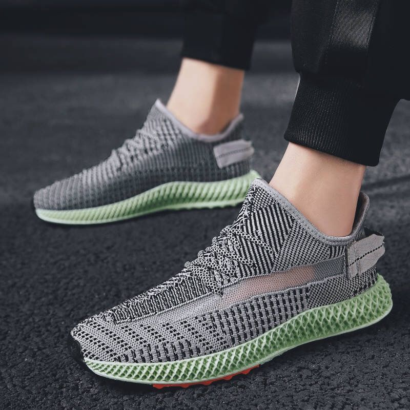 Men sports shoes for  walking breathe shoes men sneakers casual outdoor