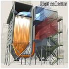 air fly ash boiler machine manufacturers industry sandblasting bag type woodworking for wood cyclone dust collector
