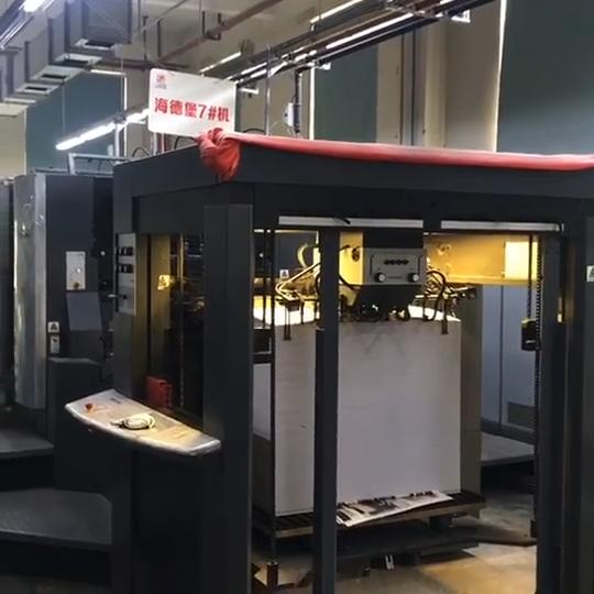 Serviço de impressão personalizada 100% fabricante oferecer catálogo folheto folhetos de impressão full-color