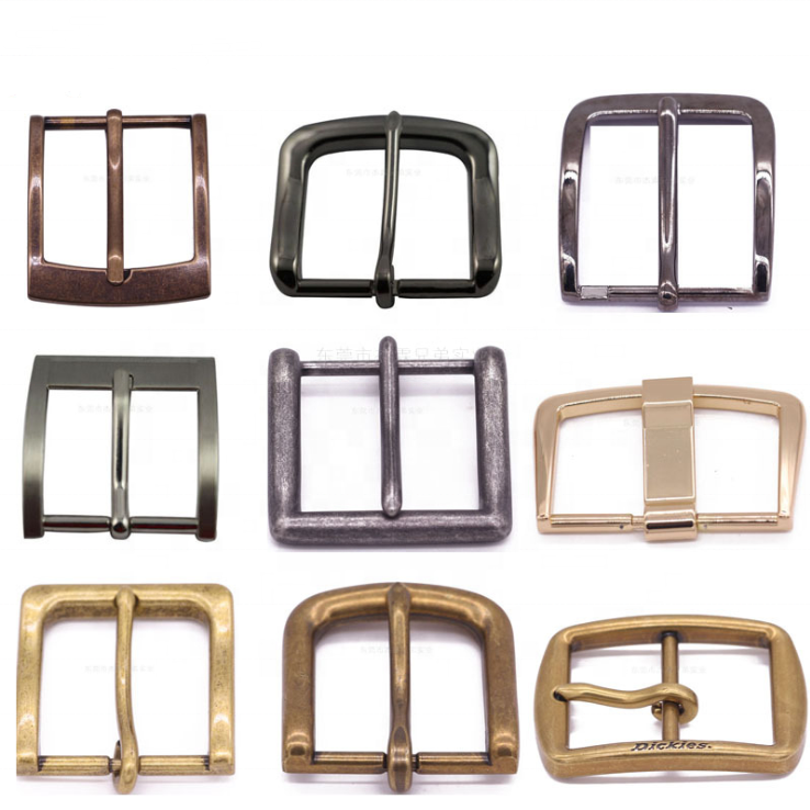Over 20 Years Belt <strong>Buckles</strong> Expenrien Zinc Alloy Pin Belt <strong>Buckle</strong> Manufacturer