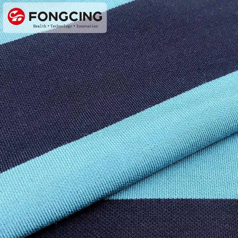 Textile Manufacturers <strong>Knitted</strong> <strong>Cotton</strong> <strong>Interlock</strong> For Men Fabric Hot Selling