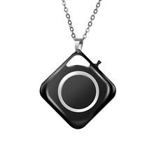 Портативный очиститель воздуха личное ожерелье освежитель воздуха носимый Ионизатор-Воздухоочиститель USB Перезаряжаемый генератор отриц...(Китай)