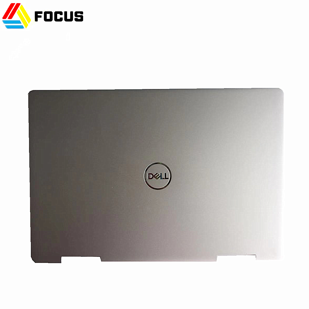 Original New Laptop for Dell Inspiron 7386 Top LCD Back Cover Rear Cover Lid LCD Housing XY565
