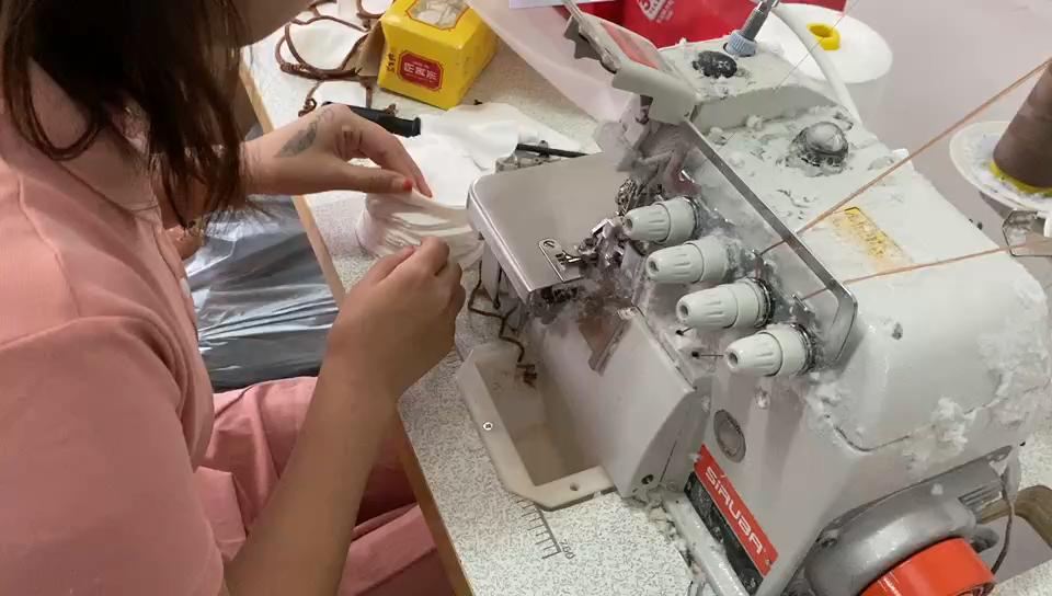 Hot Jual Reusable Bambu Terry Make Up Removal Disc Mudah Membersihkan Make Up Pad untuk Wanita