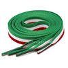 120cm green white red