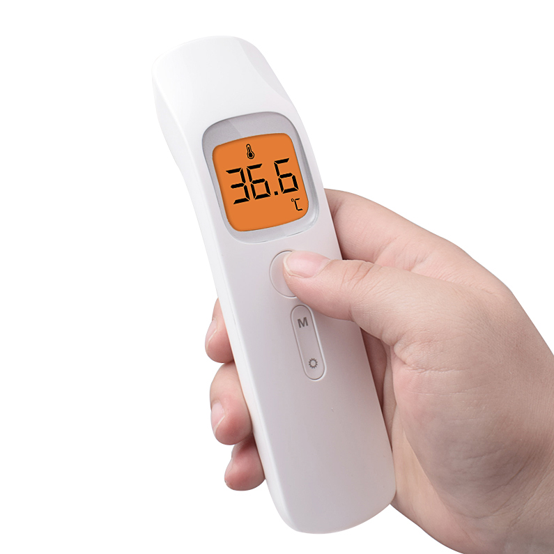 Baby household digital display forehead thermometer portable instant reading infrared thermometer - KingCare | KingCare.net