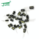JWCO hot selling HGD series 5000~8000hours load life 1.0~10000uF aluminum electrolytic capacitor