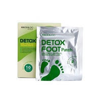 Cleansing Detox Pads Natural Organic Foot Pads Patch/ Detox Foot Patch