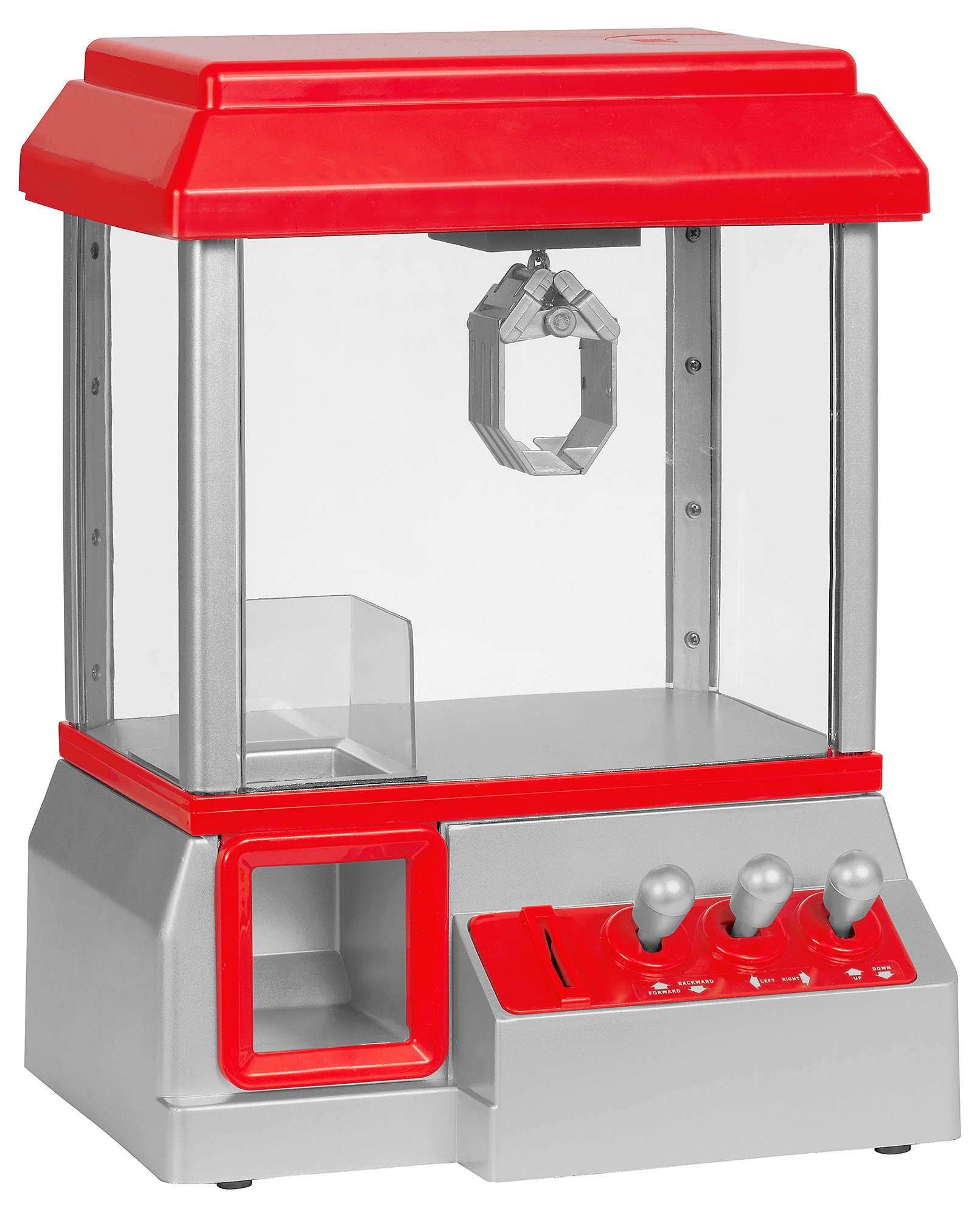 B/O candy grabber with music, candy machine, candy toy