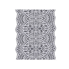 Black Unique Design Handmade Black And White Stretch Lace Diy Garment Sewing Hemline Material By Hand Lace Accessories