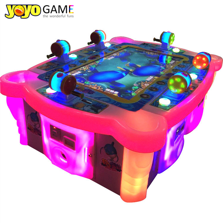 Vis arcade game machine redemption ticket game machine