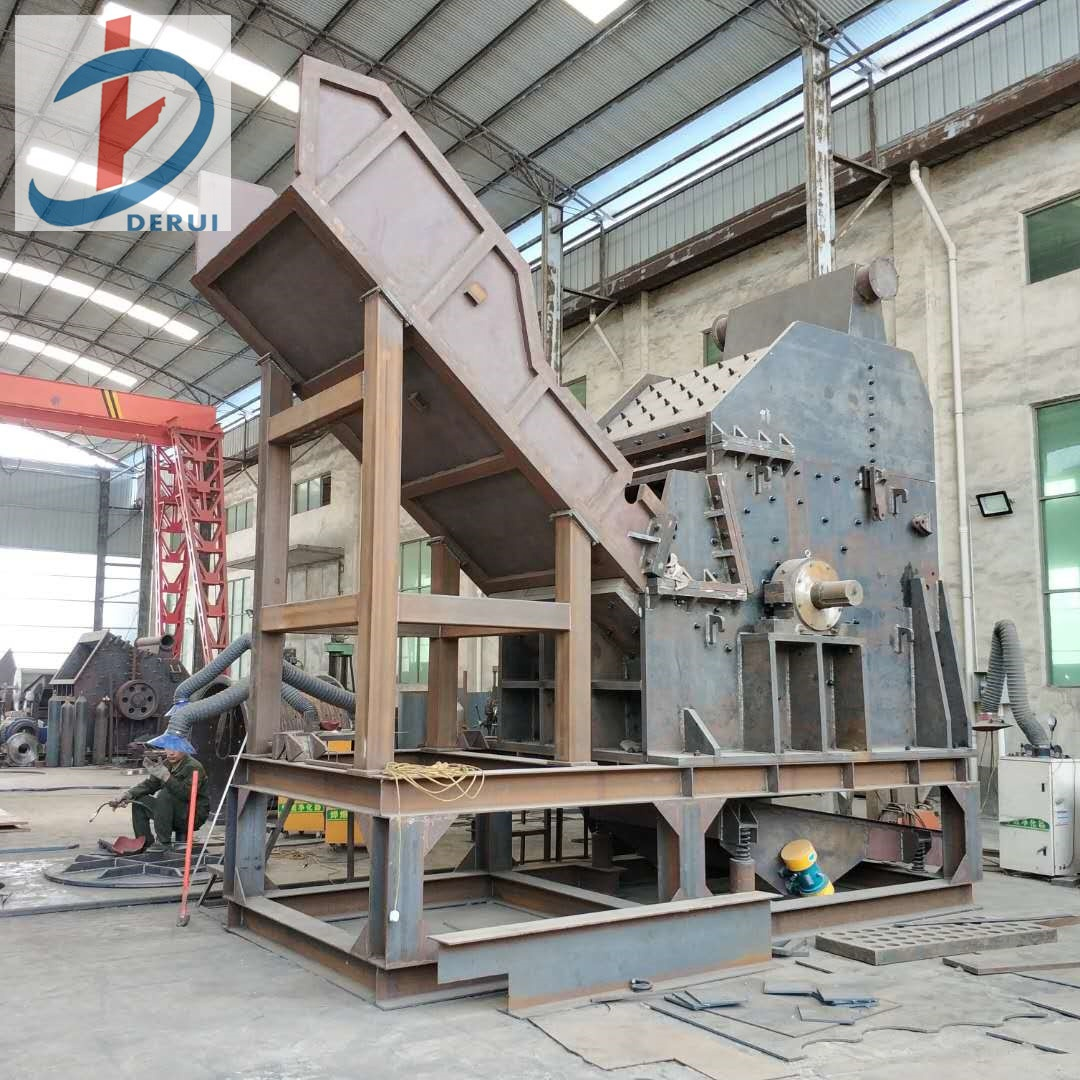 Schroot Pop Kan Crusher Schroot Aluminium Crusher Recycling Afval Metalen