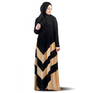 Latest Burqa Designs Plus Size Islamic Clothing Long Maternity Dress For Muslim Woman
