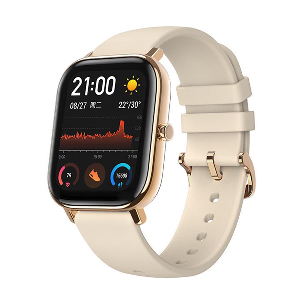 חכם שעון Amazfit GTS Smartwatch חיצוני GPS ריצה תכליתי קצב לב כושר שחייה עמיד למים ילדים שעון להקת P8