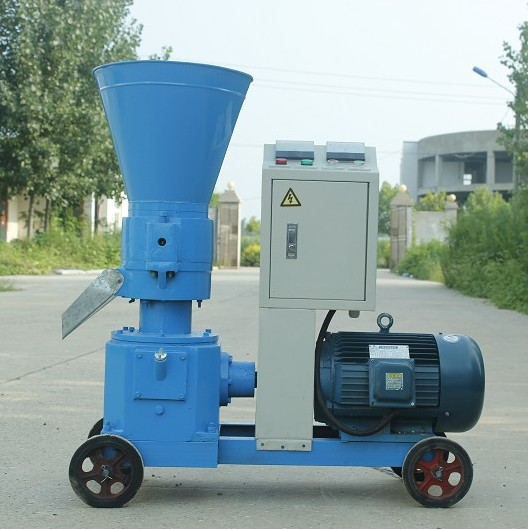 organic fertilizer/fish/<strong>chicken</strong>/cattle and sheep feed pellet mill granule making machine