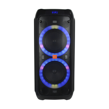 Feiyang temeisheng factory NEWEST dual 8 inch bluetooth speaker with TWS