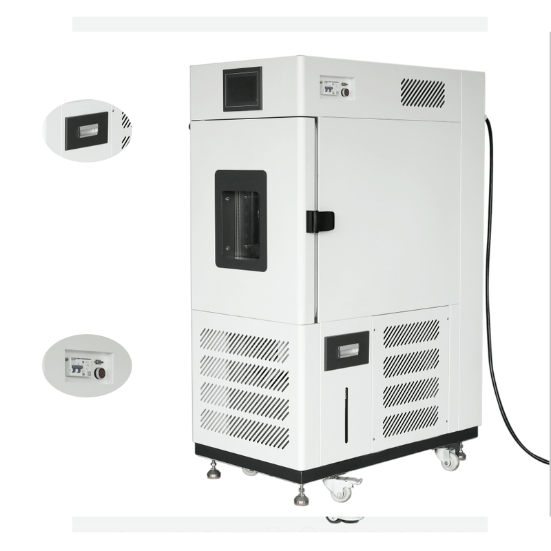 Liyi Environmental Chambers And Control Cabinet Temperature Humidity Test Room