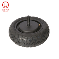 customized manufacturer 12 inch brushless gearless dc hub/wheel motor for SEGWAY self-balancing scooter or vehicle