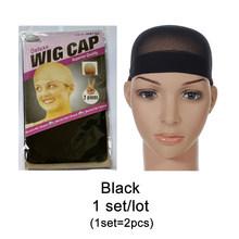 Растягивающийся унисекс полный нейлоновый парик для волос, некультурный телесный бежевый для человеческих волос, полные парики, накладки д...(Китай)