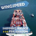 DHL Express air freight forwarder Amazon fba shipping from China to usa canada - Skype:bonmeddora