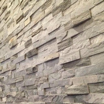 Decorative Marble Tile Strip Split Face Stone Strips Cultural Wall Product