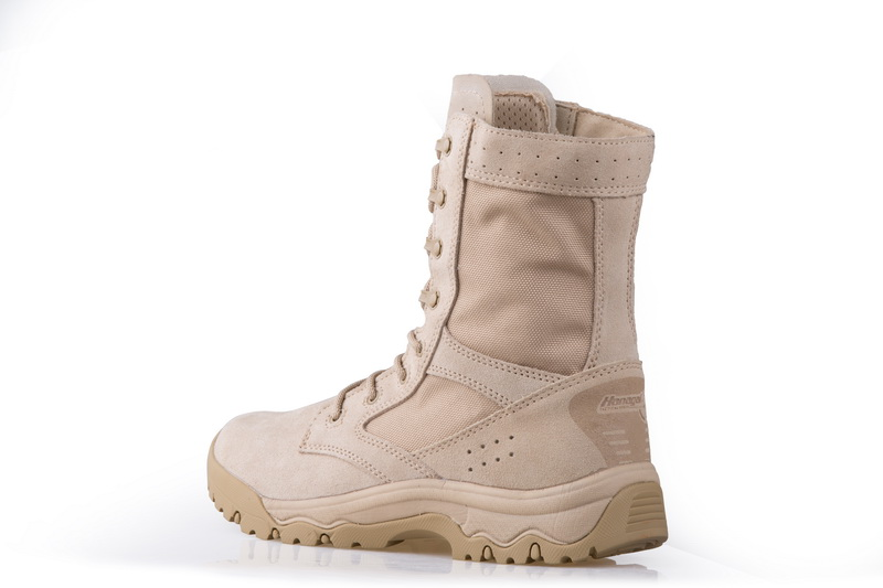 Summer desert super light weight cordura fabric soldier army boots navy men boots in stock