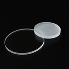 Plate Glass Customized Transparent Fused Quartz Plate Round Quartz Glass Infrared Heating Plate